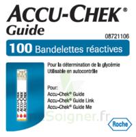 Accu-chek Guide Bandelettes 2 X 50 Bandelettes à Bordeaux