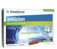 Arkocean Magnesium Marin Solution Buvable Caramel 20 Ampoules/10ml à Bordeaux