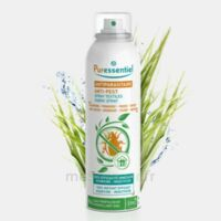 Puressentiel Assainissant Spray Textiles Anti Parasitaire - 150 Ml à Bordeaux