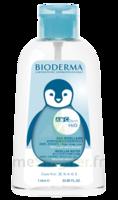 Abcderm H2o Solution Sans Rinçage Nettoyante Bébé Fl Pompe/1l à Bordeaux