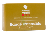 Marque Verte Bande Extensible 5cm X 4m Sous Cello à Bordeaux