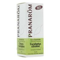Huile Essentielle Eucalyptus Citronne Bio Pranarom 10 Ml à Bordeaux