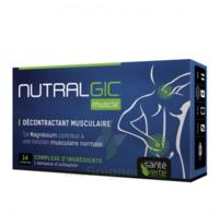 Nutralgic Muscle Comprimés Décontractant Musculaire B/14 à Bordeaux