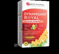 Forte Pharma Gelée Royale 1000 Mg Solution Buvable Dynamisant 20 Ampoules/15ml à Bordeaux