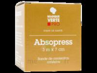 Absopress Bande Contention Cohésive 3m X 7cm – Chair à Bordeaux