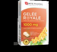 Forte Pharma Gelée Royale 1000 Mg Comprimé à Croquer B/20 à Bordeaux