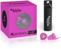 Blox Xperience Music Bouchon D'oreille Rose Fluo B/2 à Bordeaux