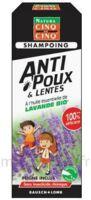 Cinq Sur Cinq Natura Shampooing Anti-poux Lentes Lavande 100ml à Bordeaux