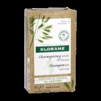 Klorane Capillaire Shampooing Solide Avoine B/80g à Bordeaux
