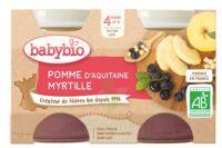 Babybio Pot Pomme Myrtille à Bordeaux
