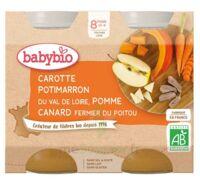 Babybio Pot Légumes Canard à Bordeaux