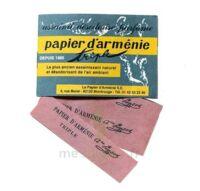 Papier D'armenie Feuille à Bordeaux